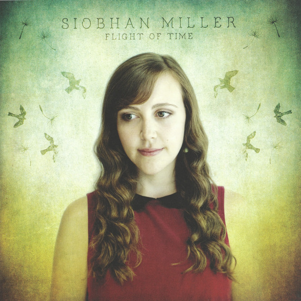 Siobhan Miller - Flight of Time - Booklet Cover