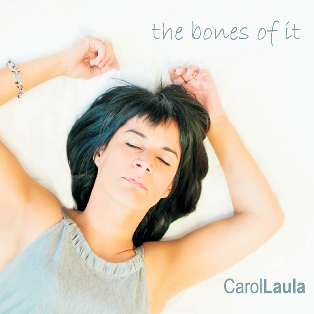 VERTCD104 - Carol Laula - The Bones of It